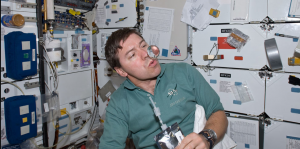 How to drink in space